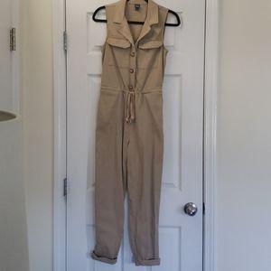 Wild Fable khaki jumpsuit